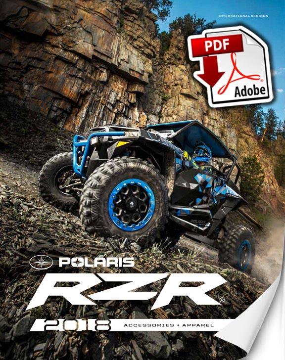 Polaris GCC-Rzr XP® Turbo S–Rzr XP® Turbo S